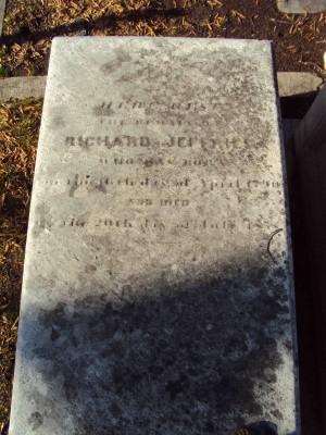 Richard Jeffries 1790 - 1858